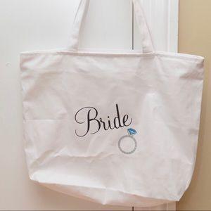 ⭐️NEW⭐️BRIDE TOTE BAG